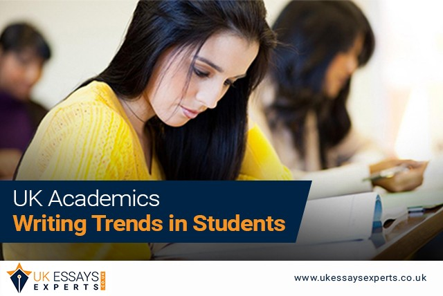 UK Academics: Writing Trends in Students