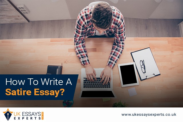 How To Write A Satire Essay?