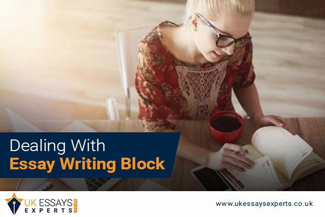 Dealing With Essay Writing Block