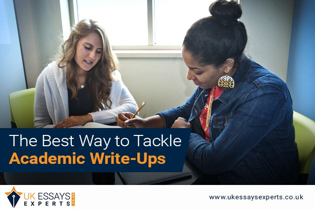 The Best Way to Tackle Academic Write-Ups
